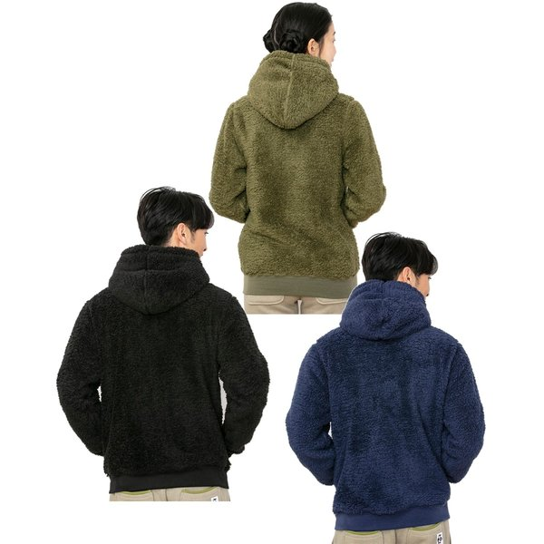 CHUMS チャムス パーカー Fleece Elmo Parka|2m50cm|02