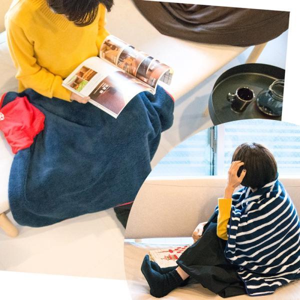 CHUMS チャムス Fleece Elmo Packable Blanket フリース エルモ パッカブル ブランケット|2m50cm|03