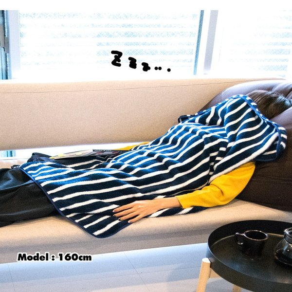 CHUMS チャムス Fleece Elmo Packable Blanket フリース エルモ パッカブル ブランケット|2m50cm|05
