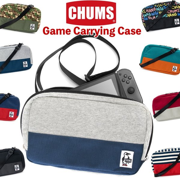 CHUMS チャムス Game Carrying Case|2m50cm