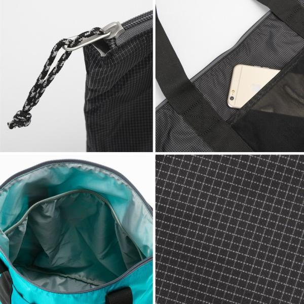 CHUMS チャムス トートバッグ Easy-Go Zipper Tote イージーゴー ジッパートート 2m50cm 11