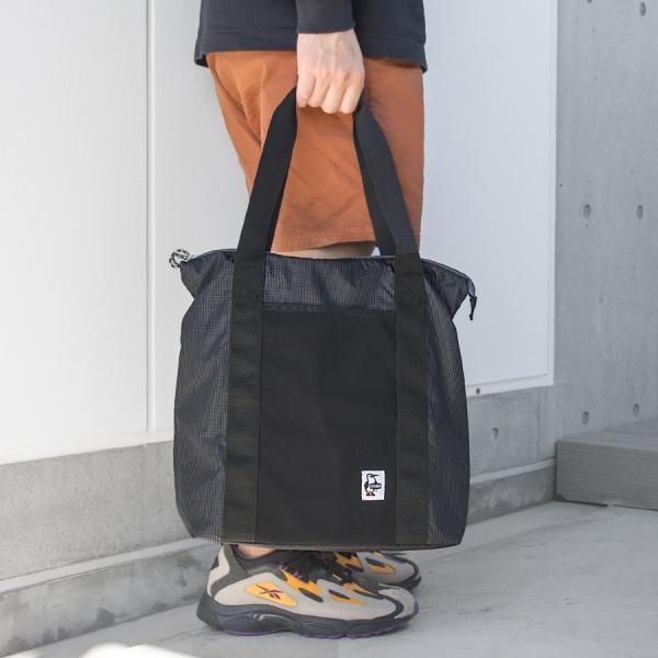 CHUMS チャムス トートバッグ Easy-Go Zipper Tote イージーゴー ジッパートート 2m50cm 14