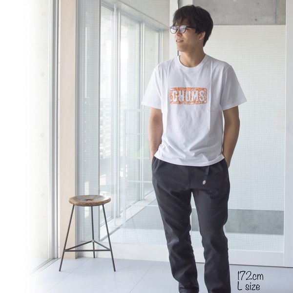 CHUMS Beach T-Shirt チャムス ビーチ Tシャツ|2m50cm|02