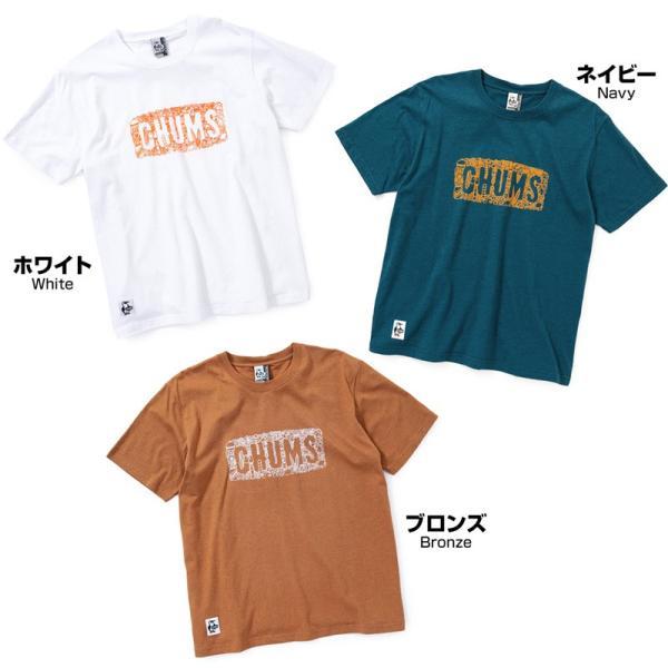 CHUMS Beach T-Shirt チャムス ビーチ Tシャツ|2m50cm|09