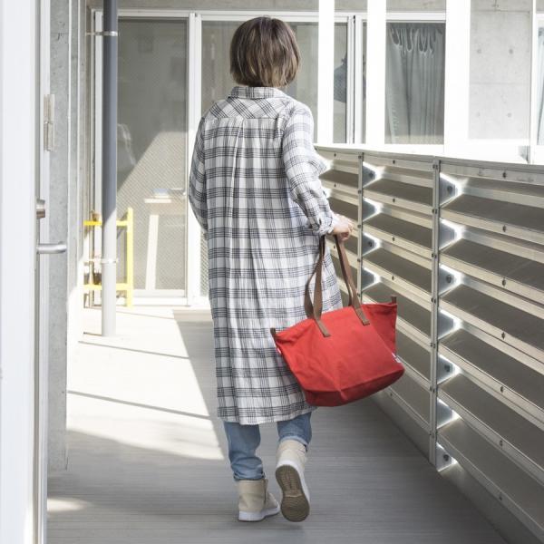 チャムス CHUMS Escalante Zipper Tote Bag エスカランテ ジッパー トートバッグ|2m50cm|05