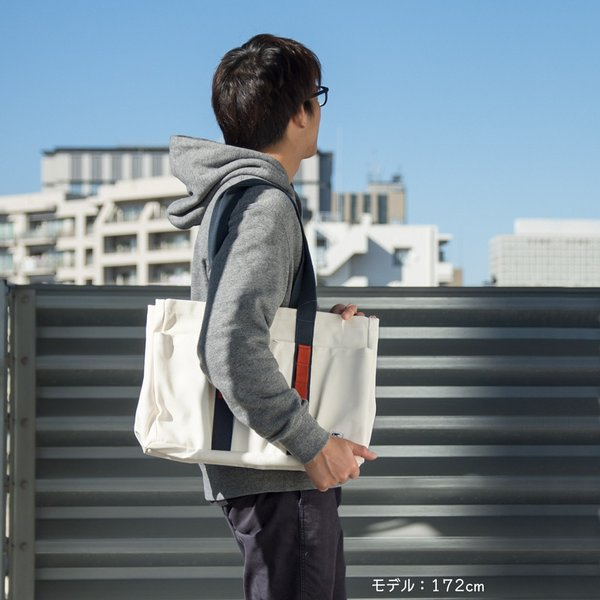 CHUMS チャムス Heavy Duty Camping Tote M キャンピングトート M|2m50cm|02