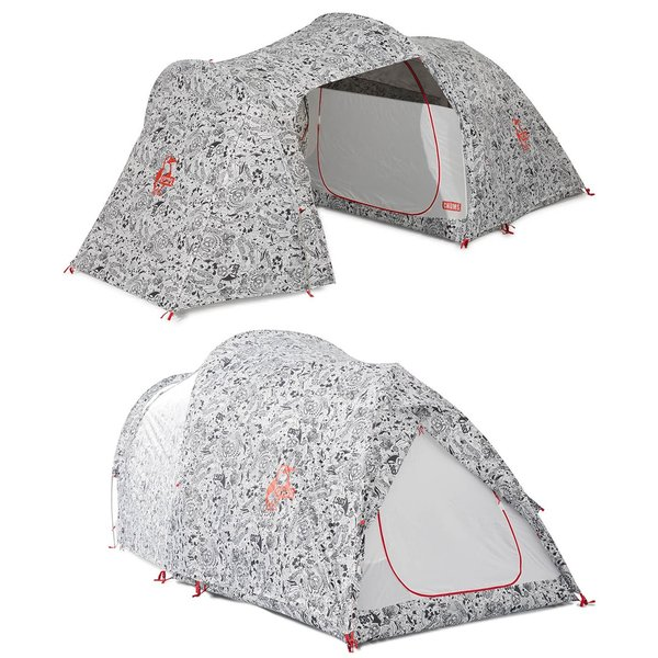 テント CHUMS Beetle 2 Room Tent チャムス ビートル ツールーム テント 3人用|2m50cm|05