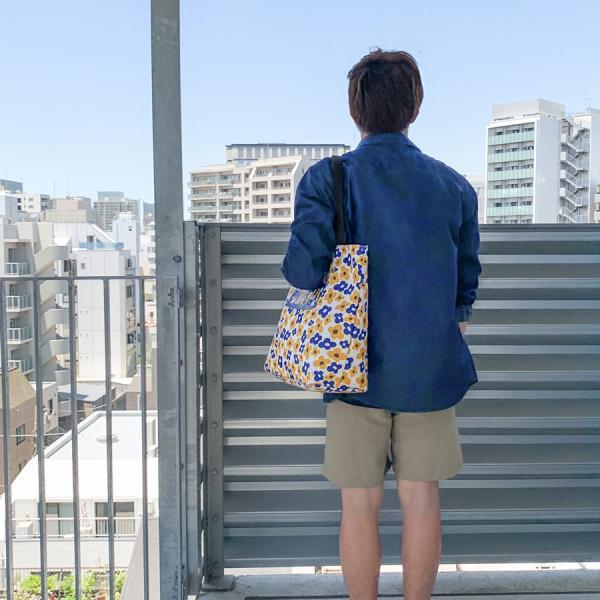 CHUMS チャムス トートバッグ チャムスロゴ トート Eco Logo Tote Bag|2m50cm|10
