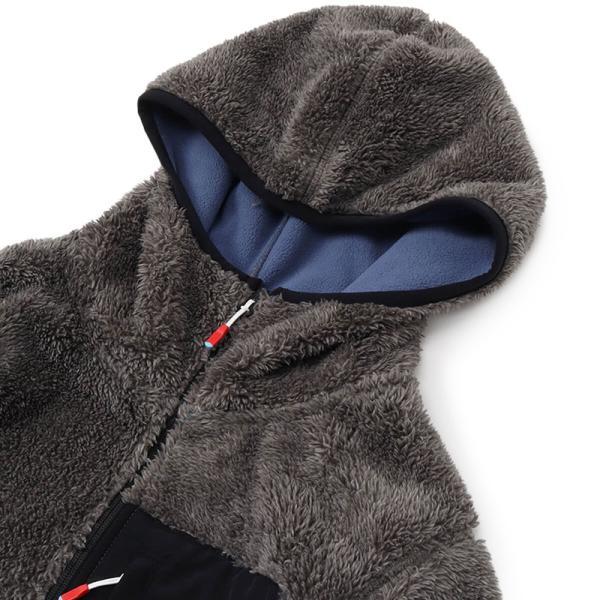 CHUMS チャムス Bonding Fleece Parka ボンディング フリース パーカ 2m50cm 06