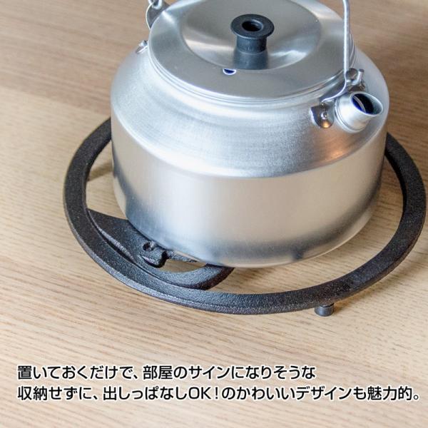 CHUMS チャムス 鍋敷き Booby Iron Pot Mat ブービー アイアン ポット マット|2m50cm|05