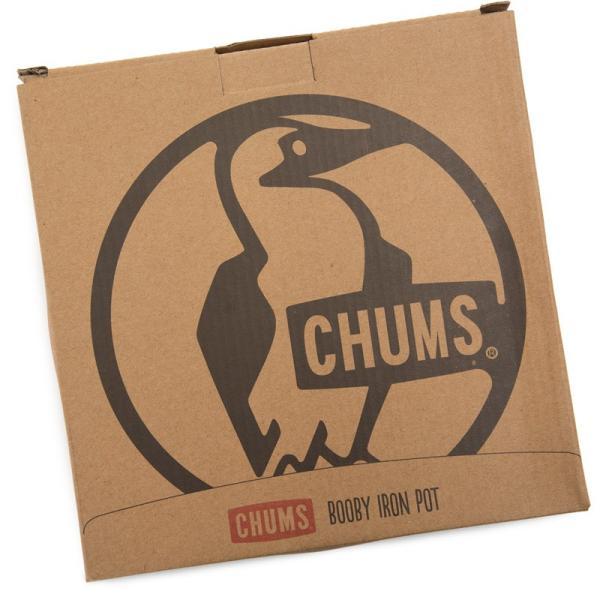 CHUMS チャムス 鍋敷き Booby Iron Pot Mat ブービー アイアン ポット マット|2m50cm|06