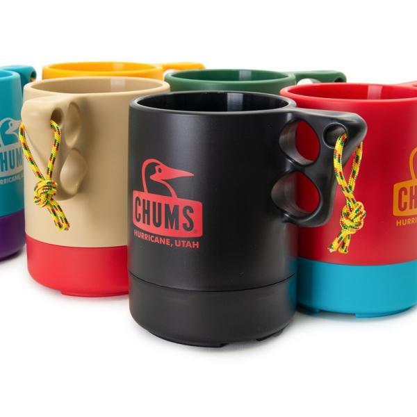 CHUMS チャムス マグカップ Big Camper Mug Cup ビック キャンパー マグ|2m50cm|11