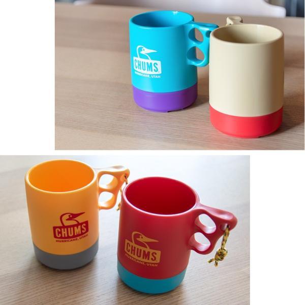 CHUMS チャムス マグカップ Big Camper Mug Cup ビック キャンパー マグ|2m50cm|04