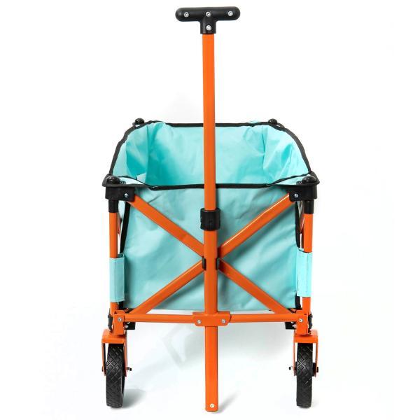ワゴン CHUMS チャムス Happy Camping Folding Wagon|2m50cm|03