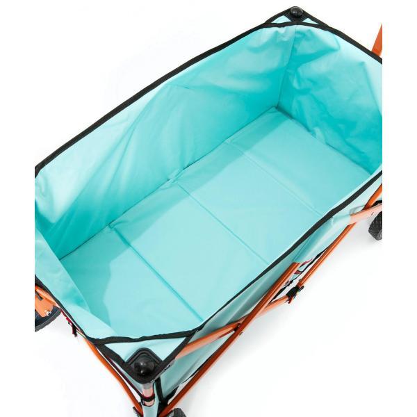 ワゴン CHUMS チャムス Happy Camping Folding Wagon|2m50cm|04