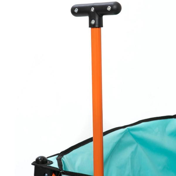 ワゴン CHUMS チャムス Happy Camping Folding Wagon|2m50cm|05
