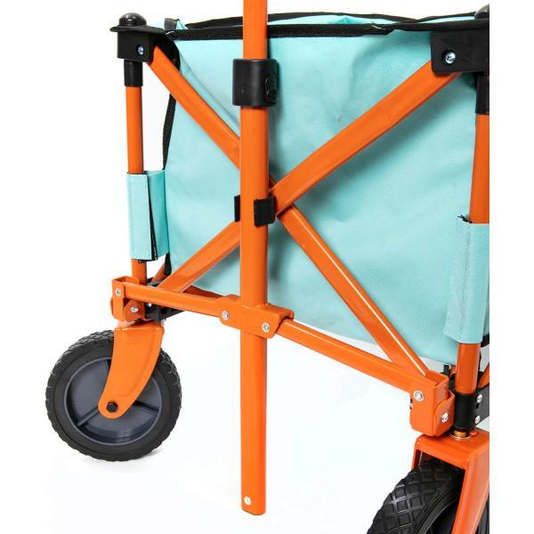 ワゴン CHUMS チャムス Happy Camping Folding Wagon|2m50cm|06