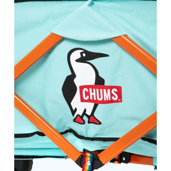 ワゴン CHUMS チャムス Happy Camping Folding Wagon|2m50cm|07