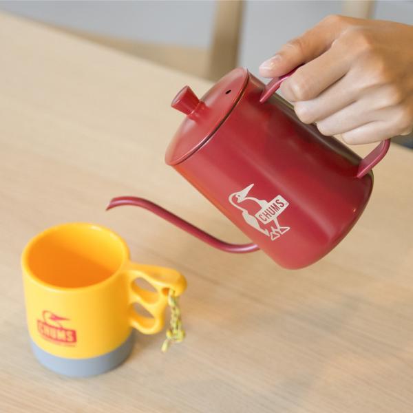 コーヒーポット CHUMS チャムス Booby Hand Drip Coffee|2m50cm|02
