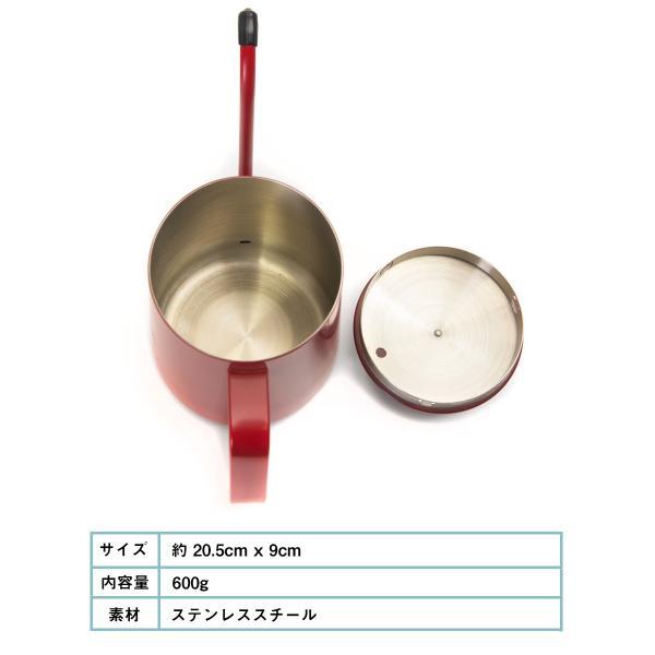コーヒーポット CHUMS チャムス Booby Hand Drip Coffee|2m50cm|05