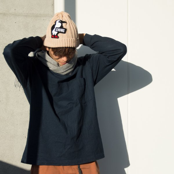 ニット帽 CHUMS チャムス Booby Knit Watch ブービー ニット ワッチ|2m50cm|03