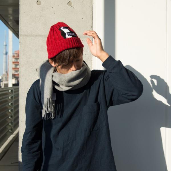 ニット帽 CHUMS チャムス Booby Knit Watch ブービー ニット ワッチ|2m50cm|04