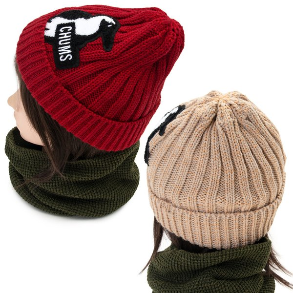 ニット帽 CHUMS チャムス Booby Knit Watch ブービー ニット ワッチ|2m50cm|09