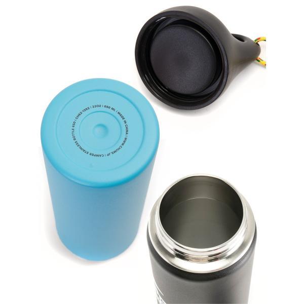 保温 タンブラー チャムス CHUMS キャンパー ステンレス ボトル 650ml|2m50cm|05