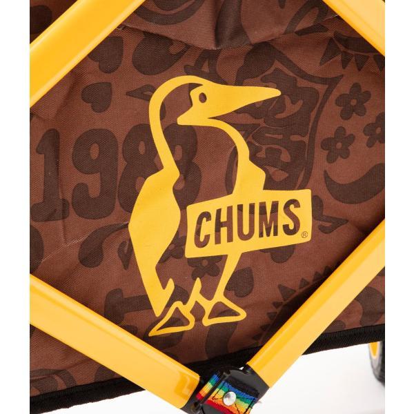 ワゴン CHUMS Camp Wagon チャムス キャンプワゴン|2m50cm|06