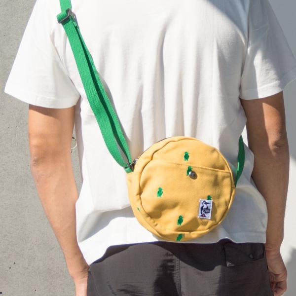 CHUMS チャムス Booby Canvas Round Shoulder ブービー キャンバス ラウンド  ショルダー 2m50cm 10