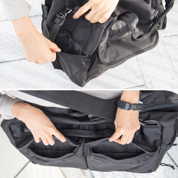 CHROME クローム SURVEYOR DUFFLE BAG ダッフルバッグ|2m50cm|04