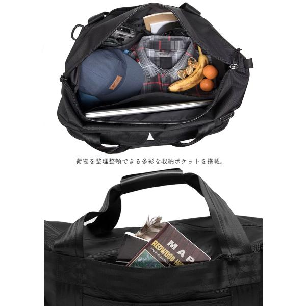 CHROME クローム SURVEYOR DUFFLE BAG ダッフルバッグ|2m50cm|06