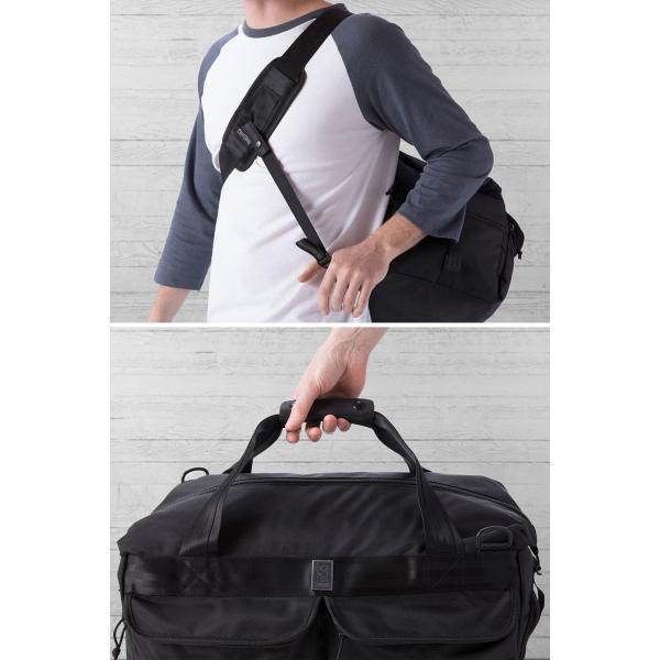 CHROME クローム SURVEYOR DUFFLE BAG ダッフルバッグ|2m50cm|08