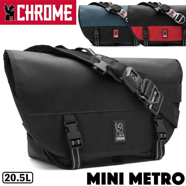 CHROME クローム MINI METRO メッセンジャーバッグ|2m50cm