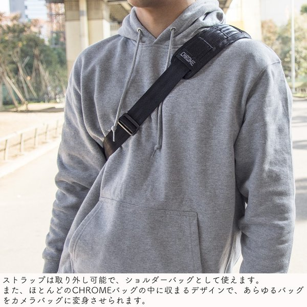 CHROME クローム  NIKO HOLD カメラバッグ|2m50cm|04