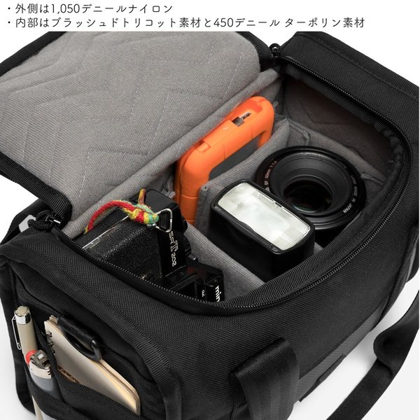CHROME クローム  NIKO HOLD カメラバッグ|2m50cm|06