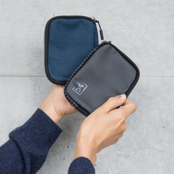 CHROME クローム 財布 ZIP WALLET ジップ ウォレット|2m50cm|02