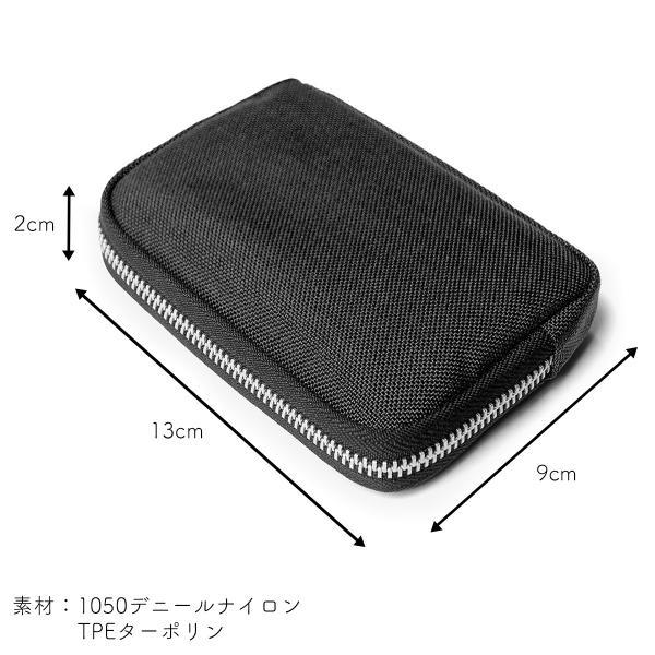 CHROME クローム 財布 ZIP WALLET ジップ ウォレット|2m50cm|04