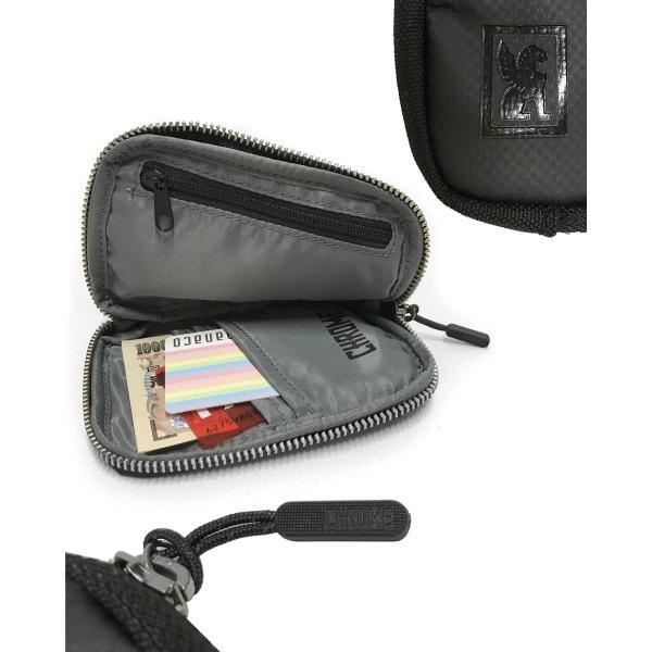 CHROME クローム 財布 ZIP WALLET ジップ ウォレット|2m50cm|07