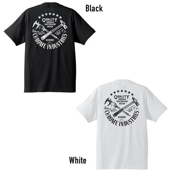 CHROME クローム 7 STARS QUALITY PDX ED.TEE Tシャツ 半袖Tシャツ|2m50cm|07