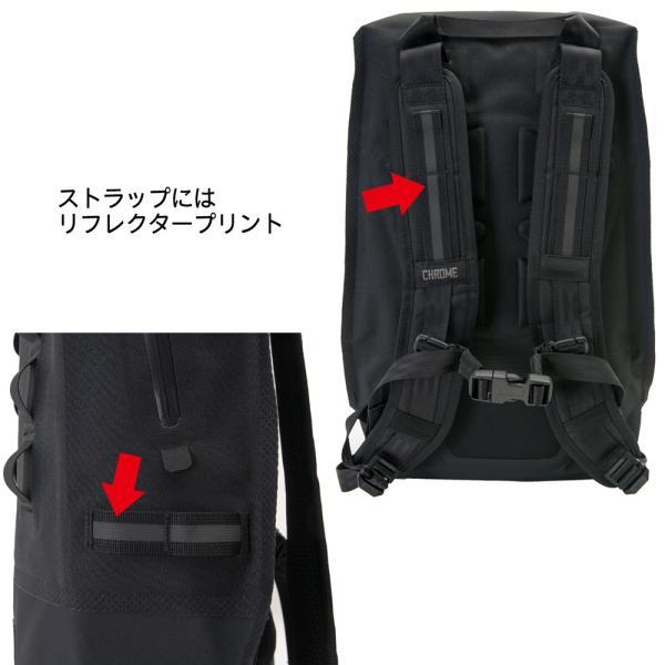 デイパック CHROME クローム URBAN EX TOMBSTONE PACK 18L アーバン EX トゥームストーン パック|2m50cm|07