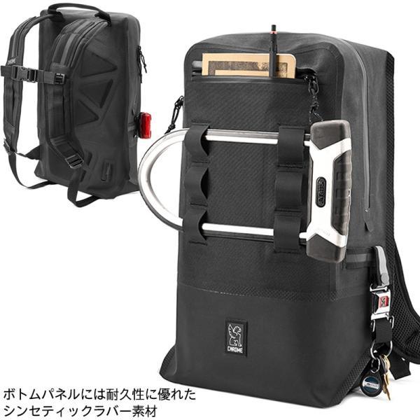 デイパック CHROME クローム URBAN EX TOMBSTONE PACK 18L アーバン EX トゥームストーン パック|2m50cm|09