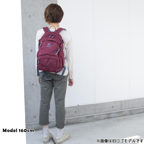 リュックサック ドイター Deuter Madchen 20 メートヘン20|2m50cm|03