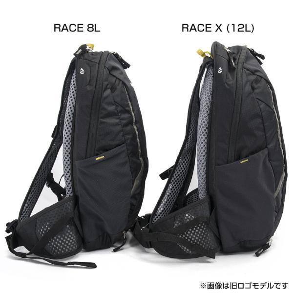 ドイター Deuter リュック RACE X 12L|2m50cm|08