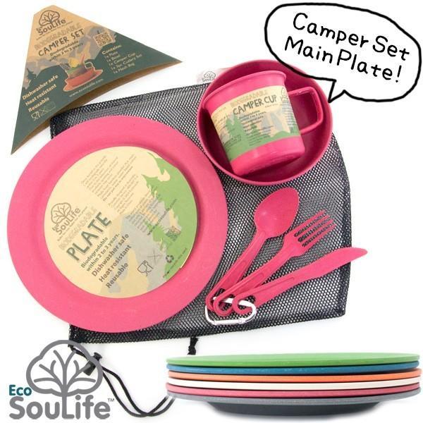 EcoSouLife Camper Set Main Plate キャンパーセット エコソウライフ|2m50cm