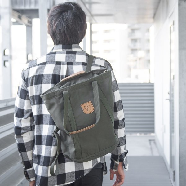 Fjall Raven  フェールラーベン Totepack No.4 Tall トートパック No.4 トール|2m50cm|02