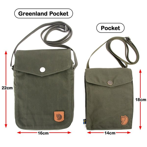 Fjall Raven フェールラーベン Greenland Pocket グリーンランド ポケット|2m50cm|15
