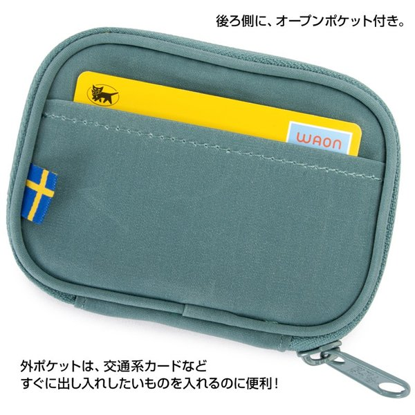 Fjall Raven フェールラーベン Kanken Card Wallet カンケン カードウォレット|2m50cm|07