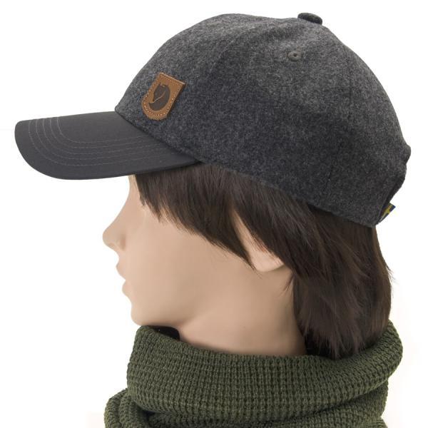 帽子 Fjall Raven フェールラーベン Greenland Wool Cap グリーンランド ウール キャップ|2m50cm|06