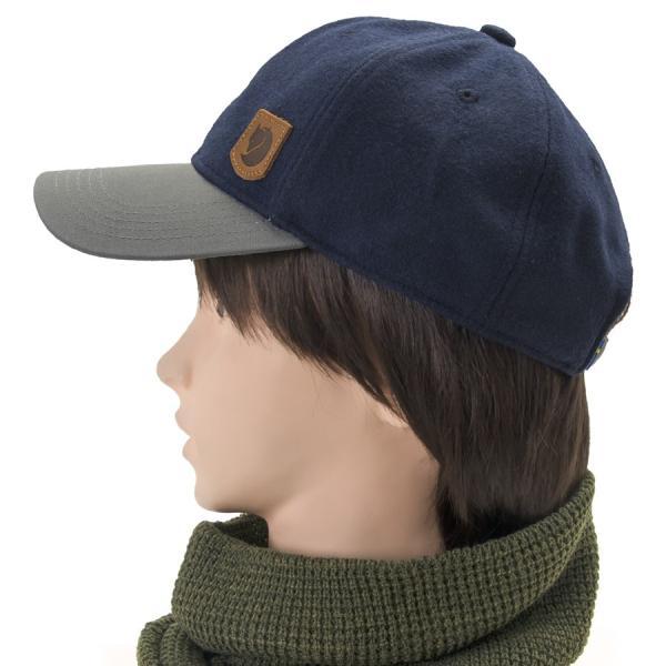 帽子 Fjall Raven フェールラーベン Greenland Wool Cap グリーンランド ウール キャップ|2m50cm|07